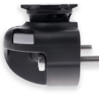 STEREO ACTIVE RAILBLAZA SIDE PORT KIT.1 garmin-skordilis