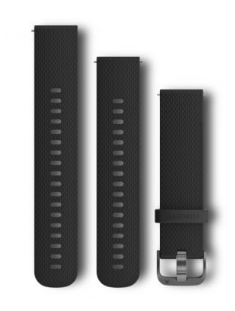 BAND BLACK VIVOACTIVE garmin-skordilis