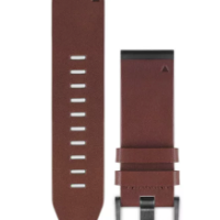 BROWN LEATHER BAND garmih-skordilis