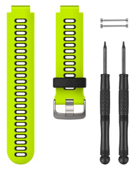 FORCE YELLOW BAND garmin-skordilis
