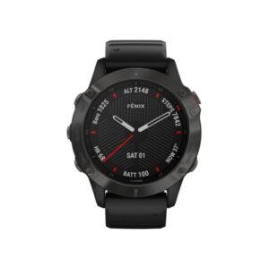 Fenix-6-Sapphire-Carbon-Gray-DLC-with-Black-Band-Pro-skordilis