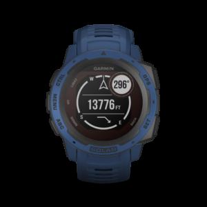 ρολόι Garmin αθλητικό - Instinct-Solar Tidal blue